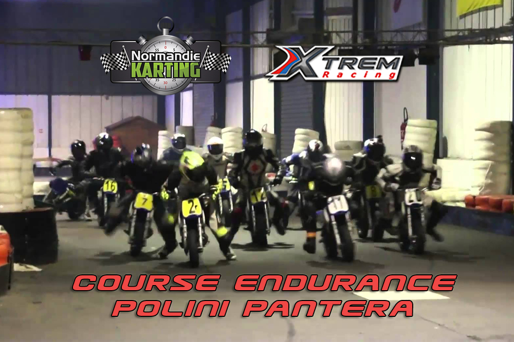 La Course d'endurance Polini Pantera
