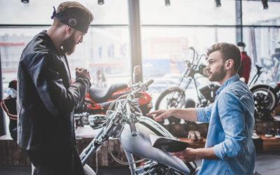 Comment trouver de bonnes pièces détachées moto?